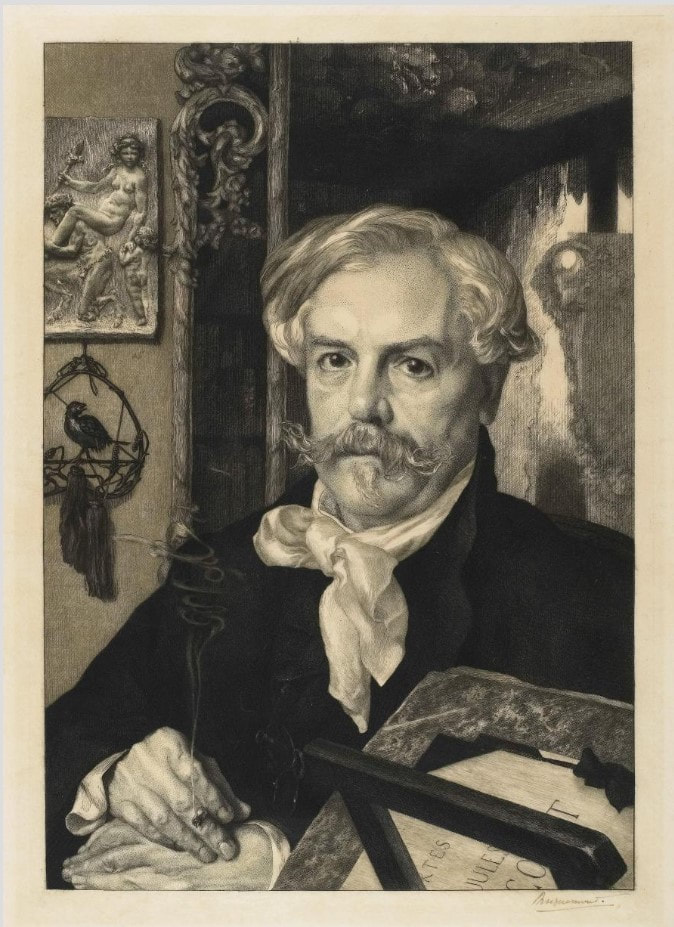 picture of a man, Goncourt