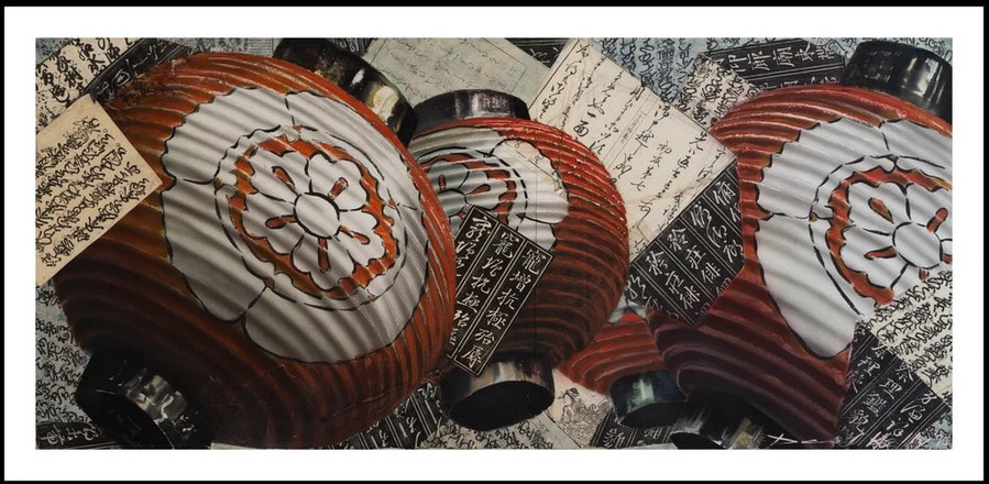 picture of Japanese lanterns