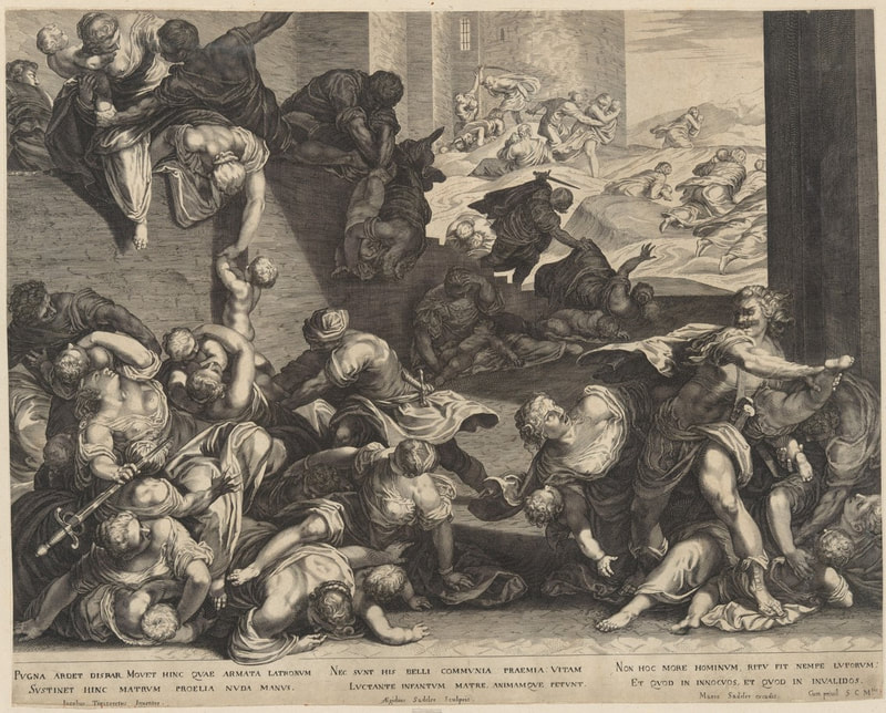 Picture of Massacre of the Innocents
