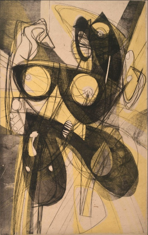 Picture of Stanley William Hayter Ceres