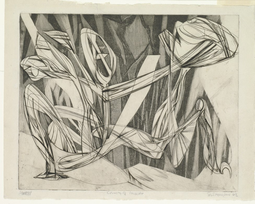 Picture of Stanley William Hayter, Cruelty of Insects